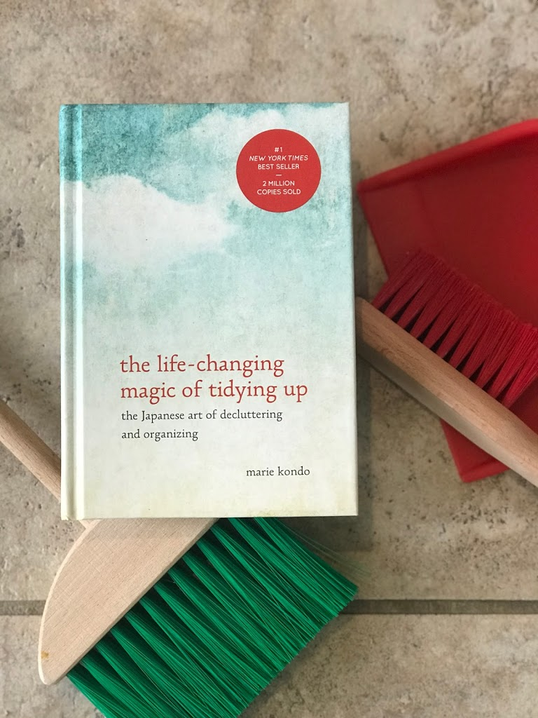 Book Review - The Life-Changing Magic of Tidying Up - The